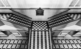 Национальная галерея Сингапур, иконический ориентир ориентир Стоковое фото RF