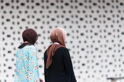 Национальная мечеть Малайзии Стоковые Изображения RF