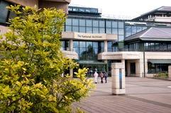 Национальные архивы, Kew, Лондон, Великобритания Стоковые Фото