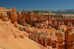 Национальныйо парк каньона Bryce Стоковое Фото