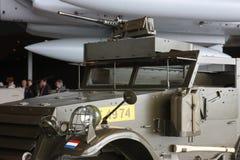 Национальный воинский музей в Soest в Нидерландах Стоковое Фото