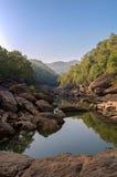 Национальный лес Satpura, Madhya Pradesh Стоковое Изображение RF