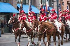 Национальный западный парад выставки запаса Стоковые Изображения