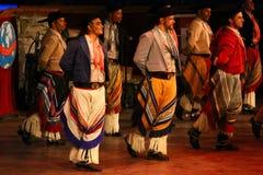 Национальный костюм Аргентины Стоковое Изображение