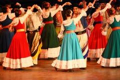 Национальный костюм Мексики Стоковое Изображение
