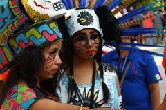 Национальный костюм Мексики Стоковая Фотография RF