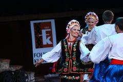 Национальный костюм России Стоковые Фотографии RF
