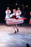 Национальный костюм России Стоковое Изображение RF