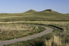 Национальный монумент кроватей агата ископаемый Стоковая Фотография RF
