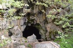 Национальный монумент Newberry вулканический Стоковые Фото
