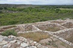Национальный монумент Tuzigoot Стоковые Фото