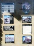 Национальный монумент Wupatki Стоковые Изображения