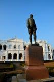 Национальный музей Коломбо Шри-Ланка Грегори статуи Стоковые Фото