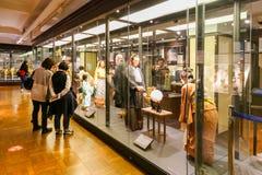 Национальный музей природы и науки в токио, Японии Стоковые Изображения