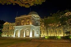 Национальный музей Сингапура стоковые изображения rf