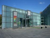 Национальный музей футбола стоковые изображения