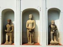 Национальный музей Chantharakasem статуи Стоковое Изображение