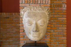 Национальный музей Phra Pathom Chedi Стоковое Изображение