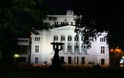 Национальный оперный театр стоковые изображения