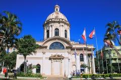 Национальный пантеон героев в Асунсьон, Парагвае Стоковые Фотографии RF