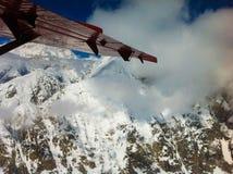 Национальный парк Аляска Denali Стоковые Изображения RF