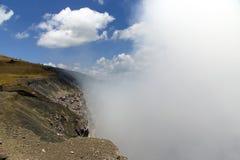 Национальный парк вулкана Masaya Стоковое Изображение