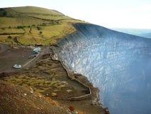 Национальный парк вулкана Masaya Стоковое Изображение RF