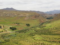 национальный парк гористых местностей строба золотистый Стоковая Фотография RF
