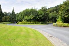 Национальный парк гор Wicklow в Ирландии Стоковое Изображение RF