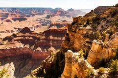 Национальный парк грандиозного каньона Стоковая Фотография RF
