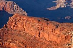 Национальный парк гранд-каньона на зоре стоковое фото rf