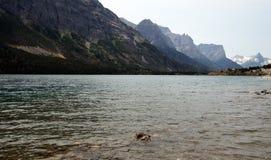 Национальный парк ледника в Монтане, США Стоковые Изображения RF