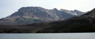Национальный парк ледника в Монтане, США Стоковое фото RF