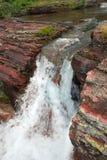 Национальный парк ледника в Монтане Стоковые Изображения