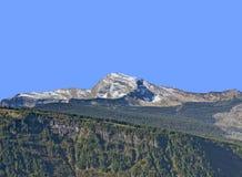 Национальный парк ледника раев пиковый Стоковые Фото