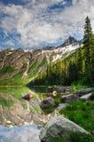 Национальный парк ледника Стоковая Фотография RF