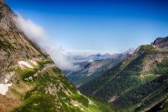 Национальный парк ледника Стоковые Фото