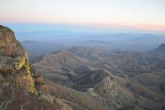 Национальный парк загиба наружного следа петли большой Стоковое фото RF