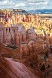 Национальный парк каньона Bryce, Юта, США Стоковое Фото
