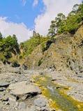 Национальный парк Кальдеры de Taburiente на Ла Palma Стоковая Фотография RF