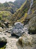 Национальный парк Кальдеры de Taburiente на Ла Palma Стоковые Изображения