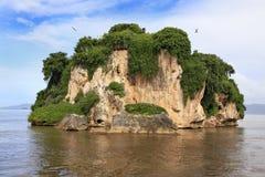 Национальный парк Лос Haitises, Доминиканская Республика Стоковое Фото