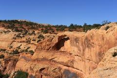 национальный парк мезы canyonlands свода Стоковая Фотография