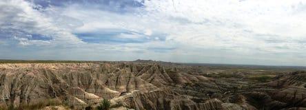 Национальный парк неплодородных почв Стоковое Изображение