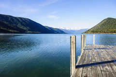 Национальный парк озер Нельсон Стоковое Изображение