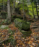 Национальный парк долины Cuyahoga уступов Стоковое фото RF