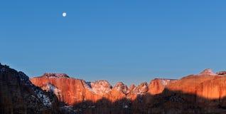 Национальный парк Сиона Стоковая Фотография RF