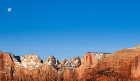 Национальный парк Сиона Стоковые Фото