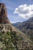 Национальный парк США 10 гранд-каньона Стоковая Фотография