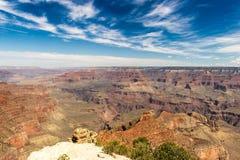 национальный парк США каньона Аризоны грандиозный Стоковая Фотография RF